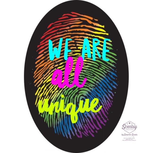 We Are All Unique!