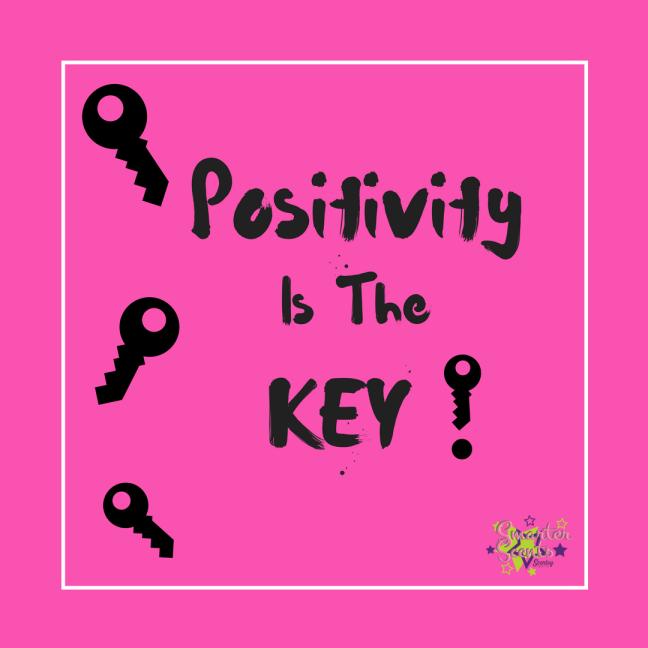 Positivity is the Key!